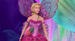 ✭Barbie Fairytopia Magic of upinde wa mvua Screencaps✭