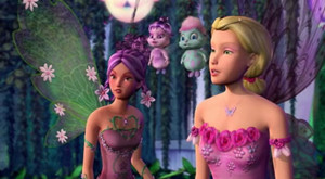 ✭Barbie Fairytopia Magic of 彩虹 Screencaps✭