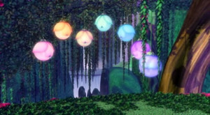 ✭Barbie Fairytopia Magic of pelangi, rainbow Screencaps✭