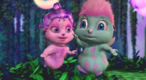 ✭Barbie Fairytopia Magic of regenbogen Screencaps✭