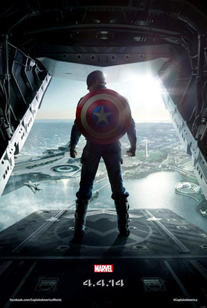 'Captain America: The Winter Soldier': See the first official poster