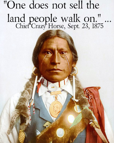 NATIVE PRIDE images ☆ Chief Crazy Horse ☆ wallpaper and background ...