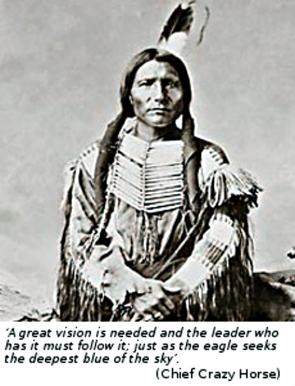 ★ Chief Crazy Horse ☆
