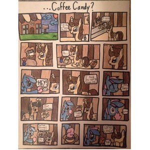 . . . Coffee Candy?