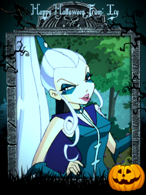 ♥ Happy Halloween From: Icy ♥