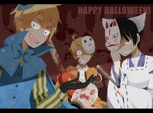 ~Hetalia Halloween~