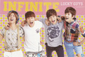 INFINITE – Official Collection Card Vol. 1 Scans
