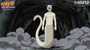 *Kabuto Sage Mode*