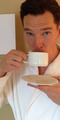 ♥♥Tea With Benedict♥♥ - benedict-cumberbatch photo