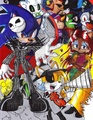 .:The Nightmare before Christmas:. - sonic-the-hedgehog photo