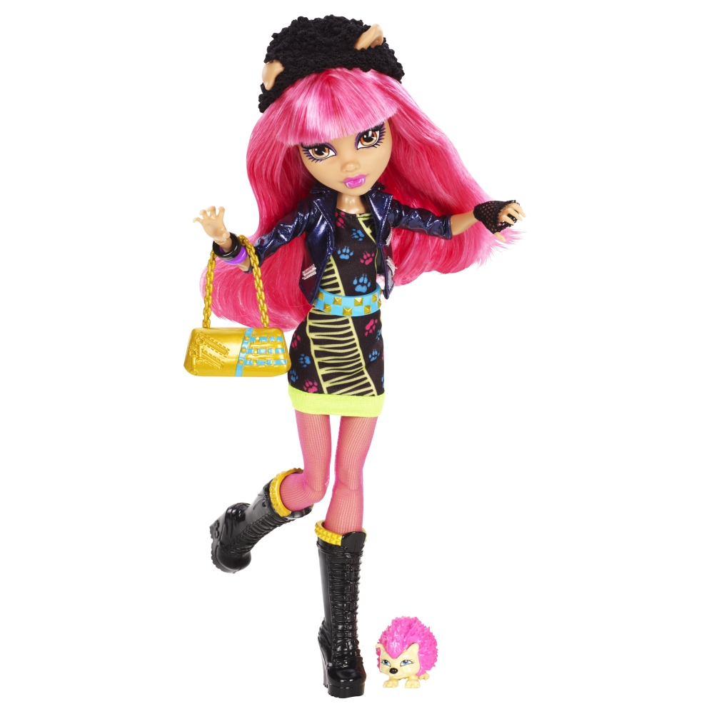 Monster high 13 wishes images 13 wishes howleen wolf doll hd wallpaper and background photos - Image monster high ...