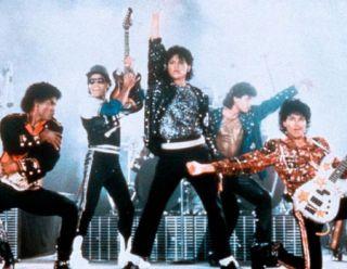 "1992 Mini-Series, ""The Jacksons: The American Dream"""