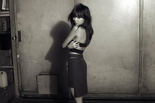 4Minute – Harper's Bazaar Magazine August Issue '13