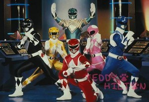 90s power rangers