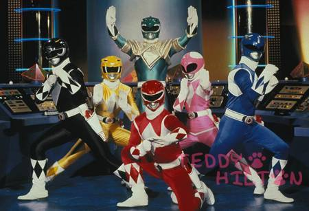Childhood Memories wallpaper probably containing anime titled 90s power rangers