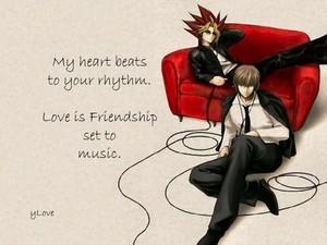 Yami, Kaiba and musik
