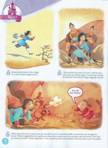 Mulan wallpaper entitled A Rich Surprise