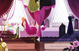 A Sister thêm Like Me Book Illustrations