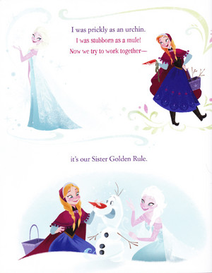 A Sister plus Like Me Book Illustrations