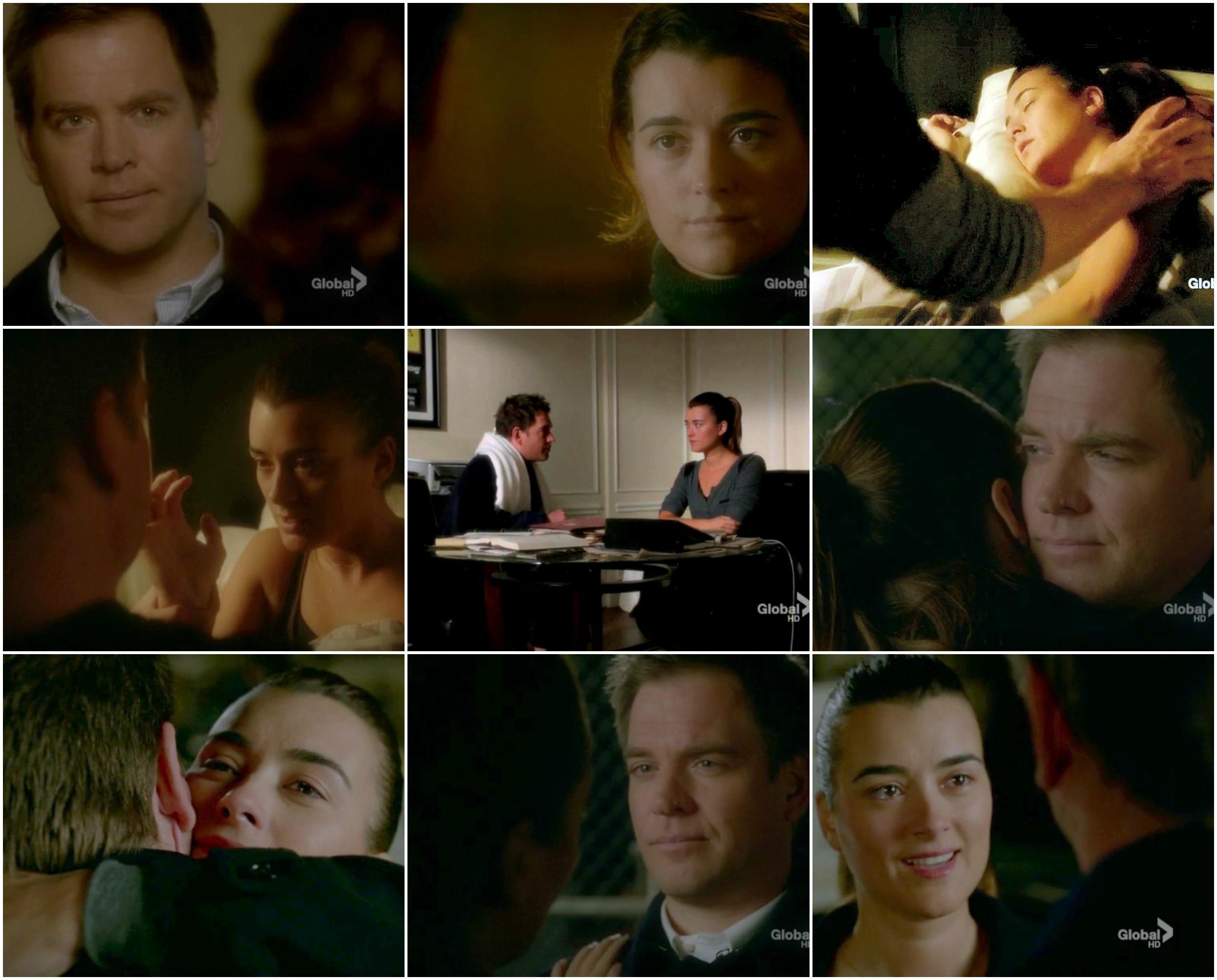 """A Tony and Ziva look back into Season 10: S10E12 - """"Shiva"""""""
