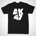 AK-47 tee - guns photo