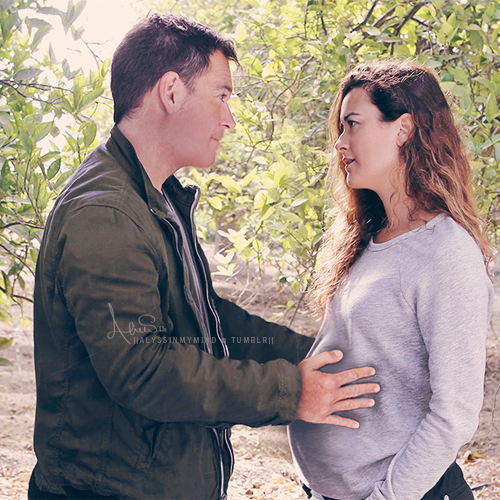 AU Tony and Ziva (and blissfully perfect!)