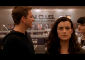 Abby, Ziva and Tony