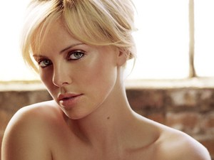 Actress- Charlize Theron