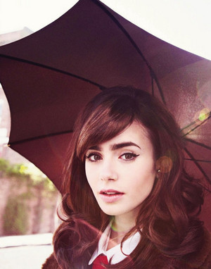 Actress - Lily Collins