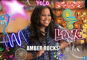 Amber Rocks