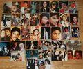 An Assortment Of Photographs Pertaining To Michael - michael-jackson photo