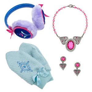 Anna Costume Accessories Set