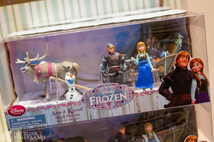 Anna and Kristoff Sleigh Play Set