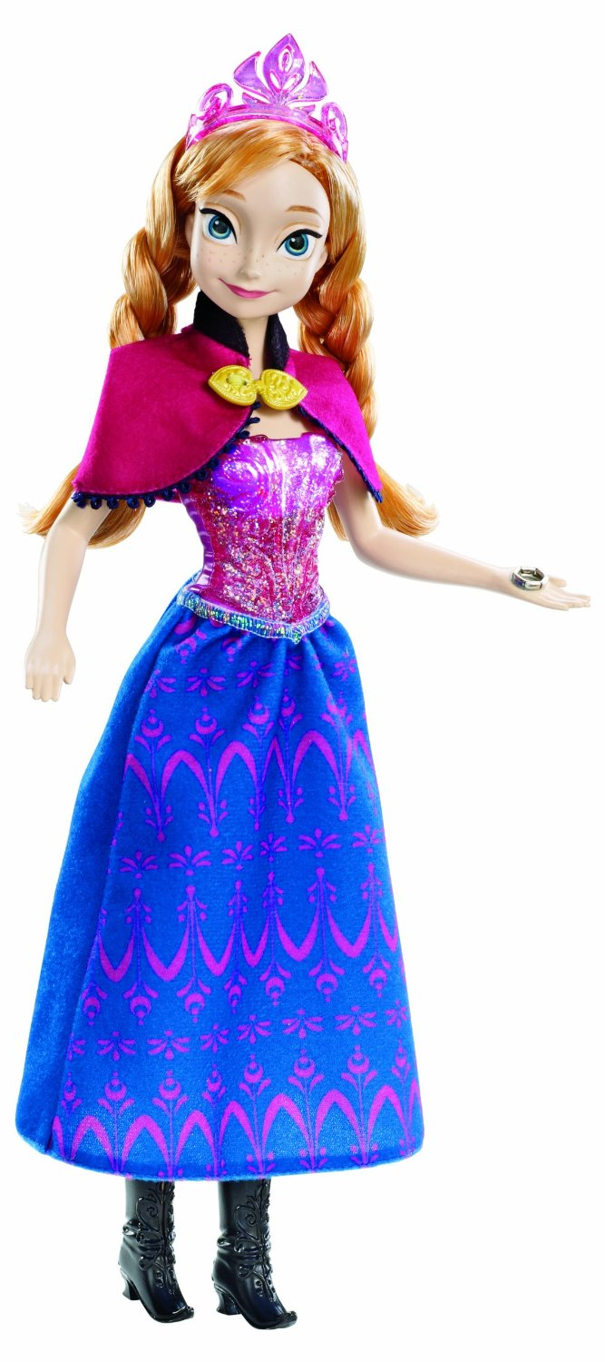 Anna and elsa images anna doll hd wallpaper and background - Barbie princesse des neiges ...