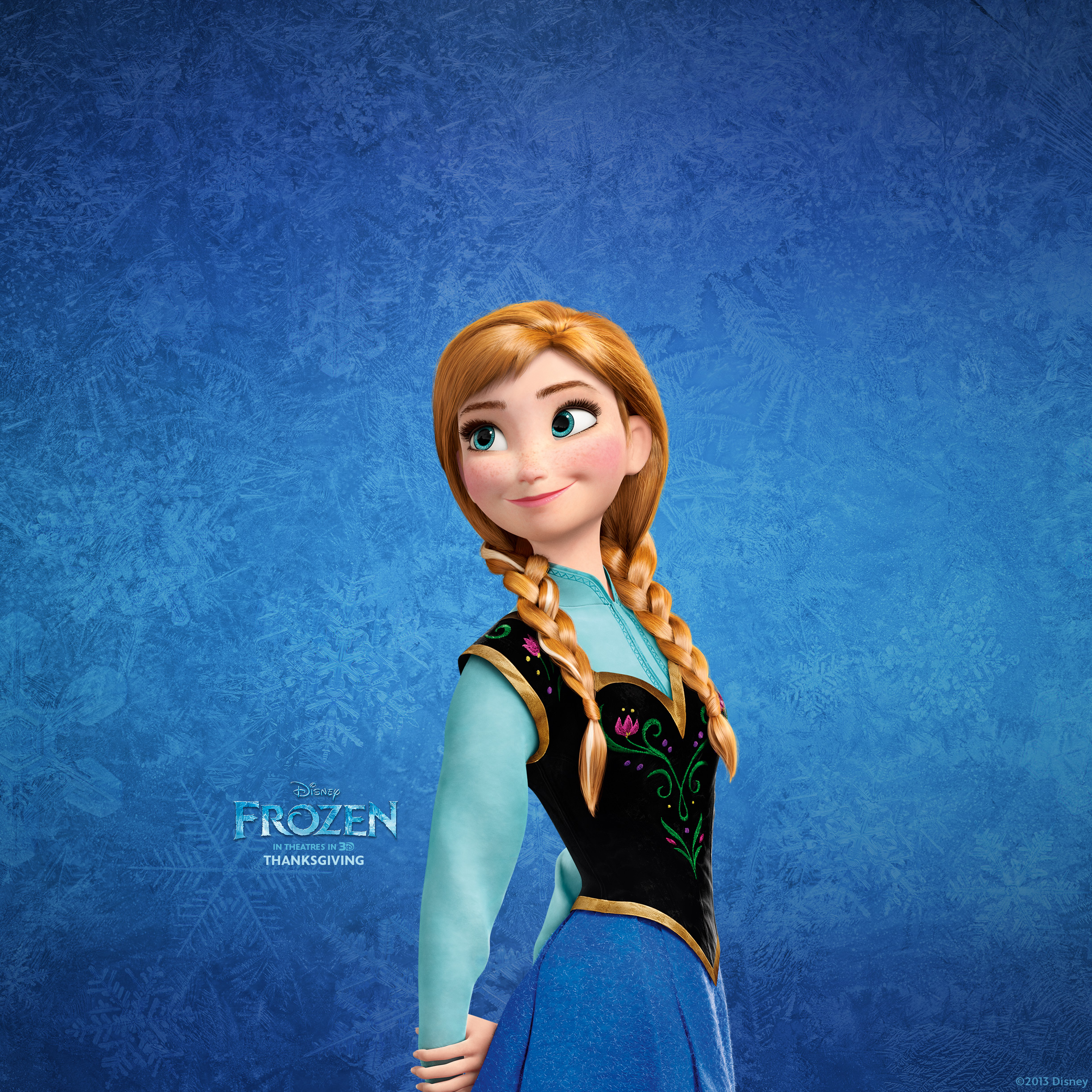 Frozen images Anna HD wallpaper and background photos ...