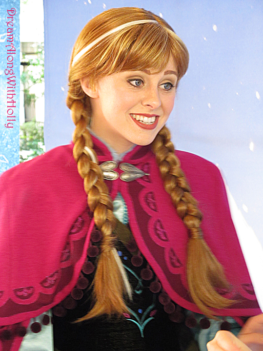 Anna - Frozen Photo (35896709) - Fanpop