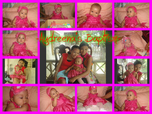 Audreena's Baptism