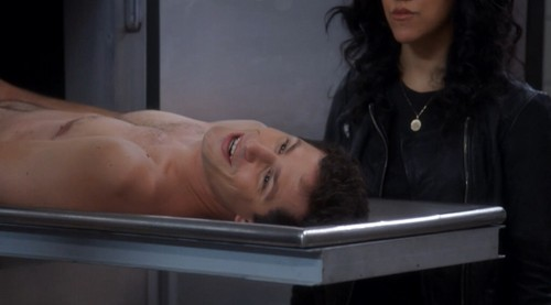 Brooklyn Nine-Nine wallpaper probably with a neonate entitled Autopsy Sex