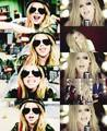 Avril Lavigne Collage - avril-lavigne fan art