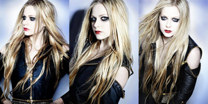 Avril Lavigne Collage
