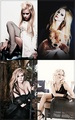 Avril Lavigne Collage - Sexy Lavigne