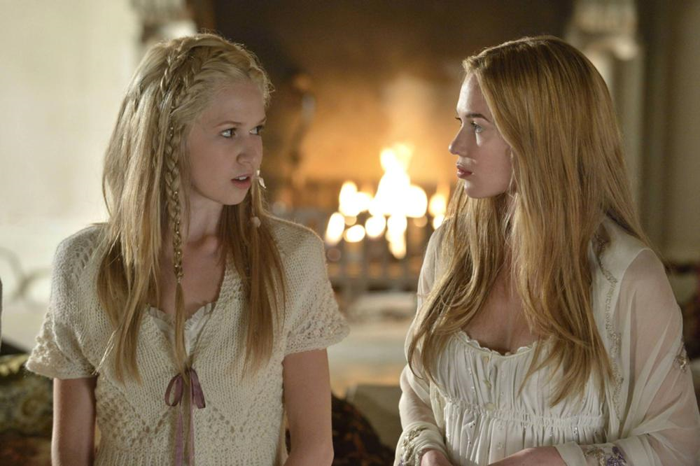 Aylee and Greer - Reign [TV Show] Photo (35854463) - Fanpop