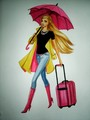 Barbara Millicent Roberts - barbie-movies fan art