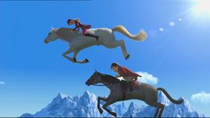 Barbie & Her Sisters in A kuda, kuda kecil Tale