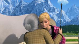 Barbie & Her Sisters in A gppony, pony Tale