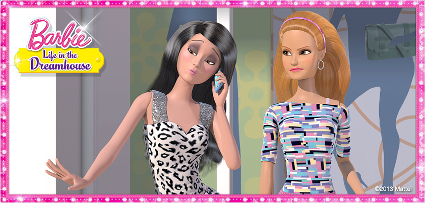 Prime Barbie Girl Life In The Dreamhouse Bn Book Store Home Interior And Landscaping Fragforummapetitesourisinfo