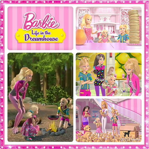 Barbie: Life in the Dreamhouse پیپر وال probably with عملی حکمت entitled Barbie Life in the Dreamhouse