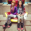 Bella & Zendaya / Rocky & CeCe   {B.F.F's} - shake-it-up photo
