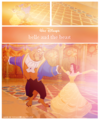 Belle and the Beast - disney-princess photo