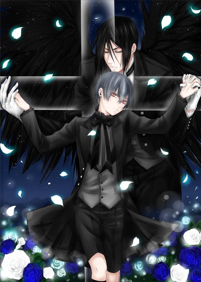 Kuroshitsuji Undertaker And Grell